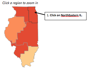 Quincy Illinois Zip Code Map.Illinois Hospital Report Card And Consumer Guide To Health Care